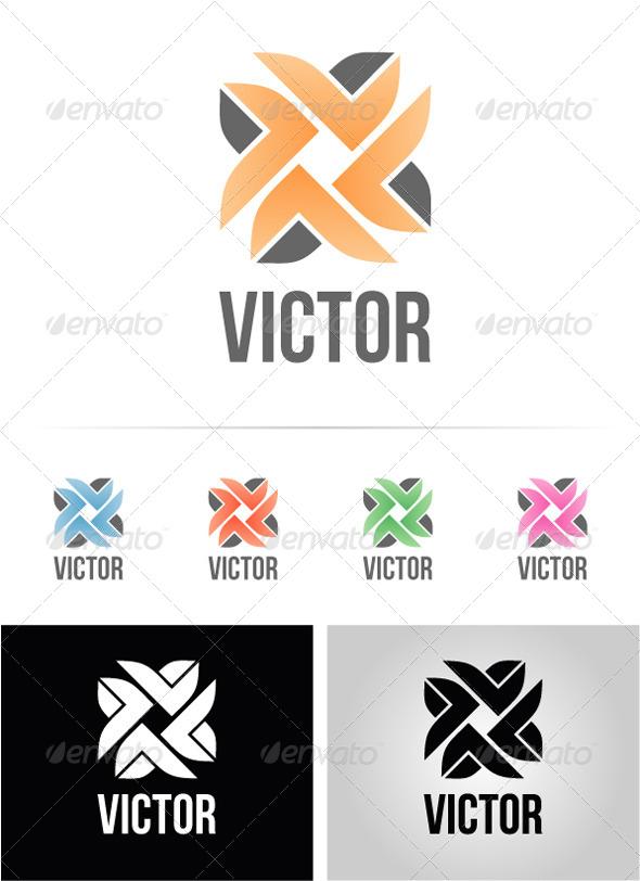 GraphicRiver Victor Logo 4243705