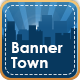 Banner Town - GraphicRiver Item for Sale