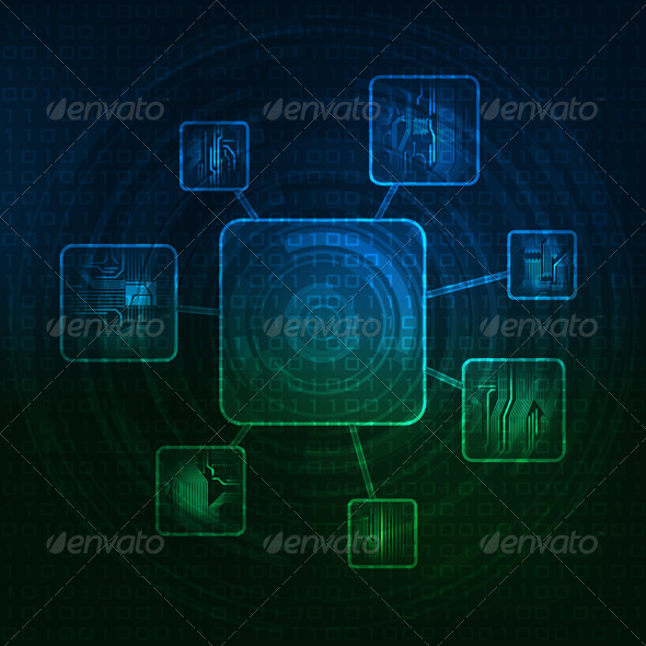 GraphicRiver Abstract Background 4244858
