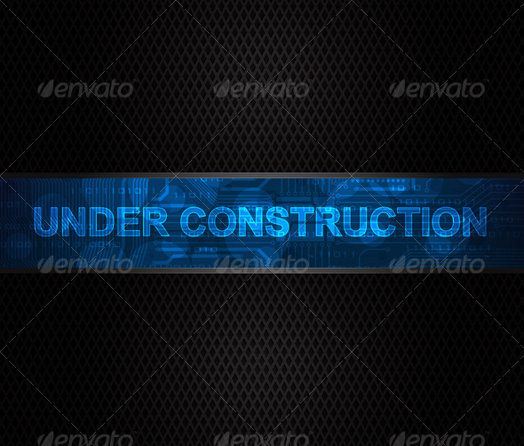 GraphicRiver Under Construction 4244876