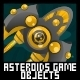 Asteroid Game Sprites