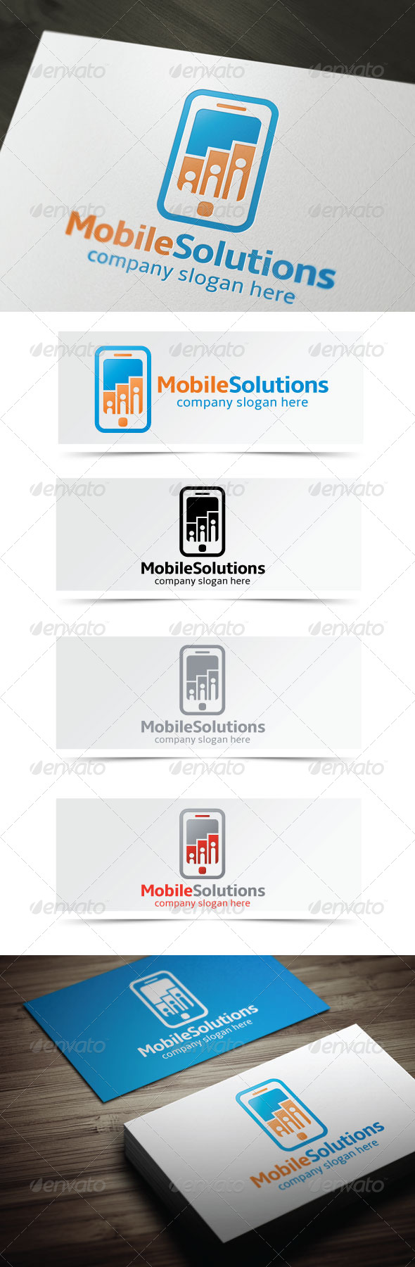 GraphicRiver Mobile Solutions 4245625