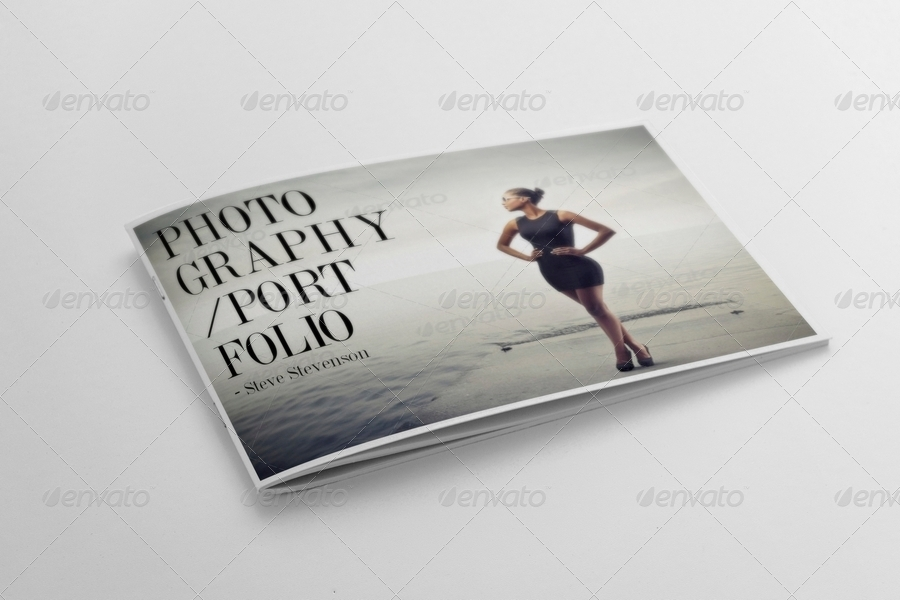 Character Design Portfolio Pdf : Photography portfolio template by andre graphicriver