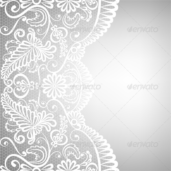 GraphicRiver Template for Wedding Invitation or Greeting Card 4245871