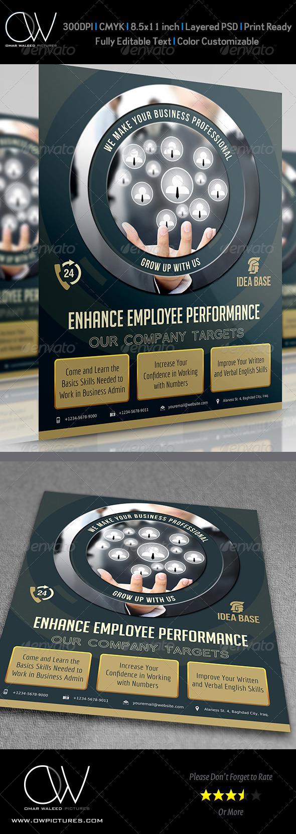 GraphicRiver Corporate Flyer Vol.3 4052302