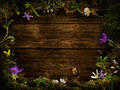 Spring design - Flower wreath - PhotoDune Item for Sale