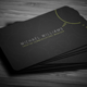 Acid Bubbles Business Card - GraphicRiver Item for Sale