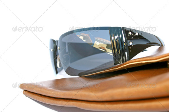 PhotoDune Bag and eyeglasses 4247571