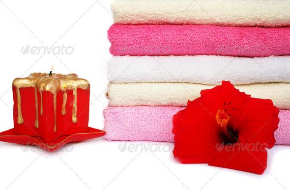 PhotoDune Towels 4247585