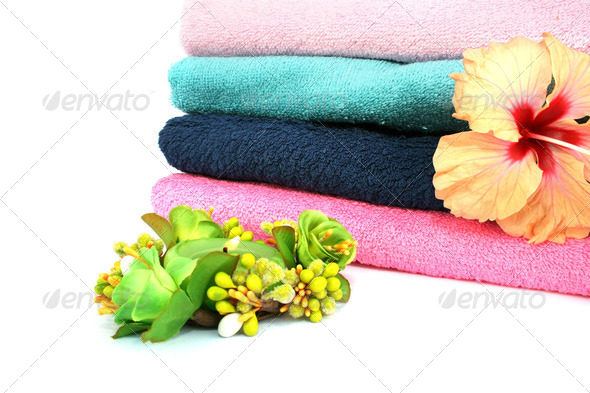PhotoDune Towels 4247594