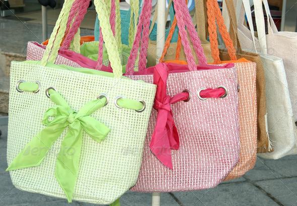 PhotoDune Woman bags 4247609