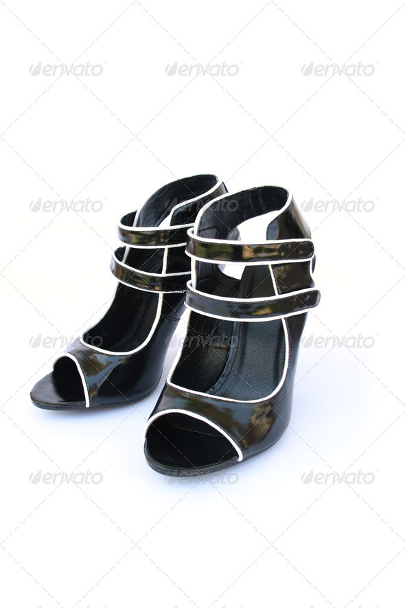 PhotoDune Black shoes 4247617
