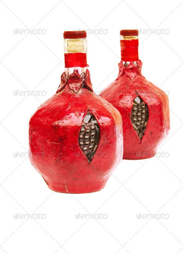 PhotoDune Wine bottles 4247628