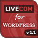 LiveCom for WordPress - A Live Blogging Plugin