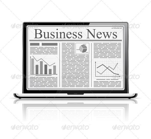 GraphicRiver Business News 4251379