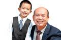 Grandpa and grandson - PhotoDune Item for Sale