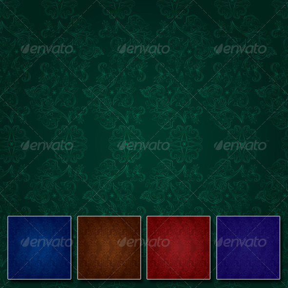 GraphicRiver Vintage Abstract Backgrounds 4252033