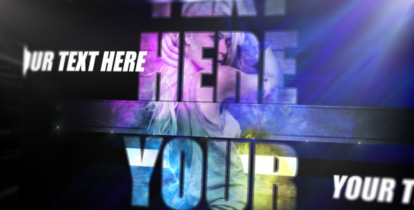 After Effects Project - VideoHive Colorful Slide 459929
