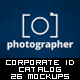 Photographer Identity - GraphicRiver Item for Sale