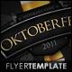 Oktoberfest Event Flyer Template - GraphicRiver Item for Sale