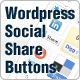 WordPress Social Share Buttons - CodeCanyon Item for Sale