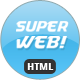 Superweb | HTML5 Bootstrap Website Template - ThemeForest Item for Sale