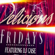 Delicious Fridays Flyer Template - GraphicRiver Item for Sale