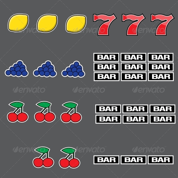 Set of Slot Combination