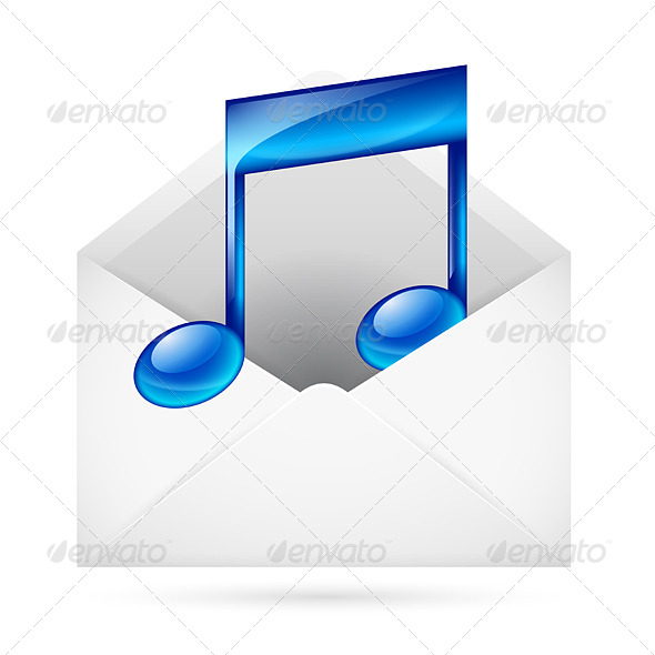GraphicRiver Music Mail 4260982
