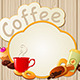 Coffee Label - GraphicRiver Item for Sale