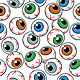 Eyeballs Seamless Background - GraphicRiver Item for Sale