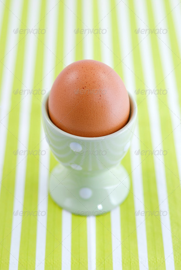 Breakfast Egg - Stock Photo - Images