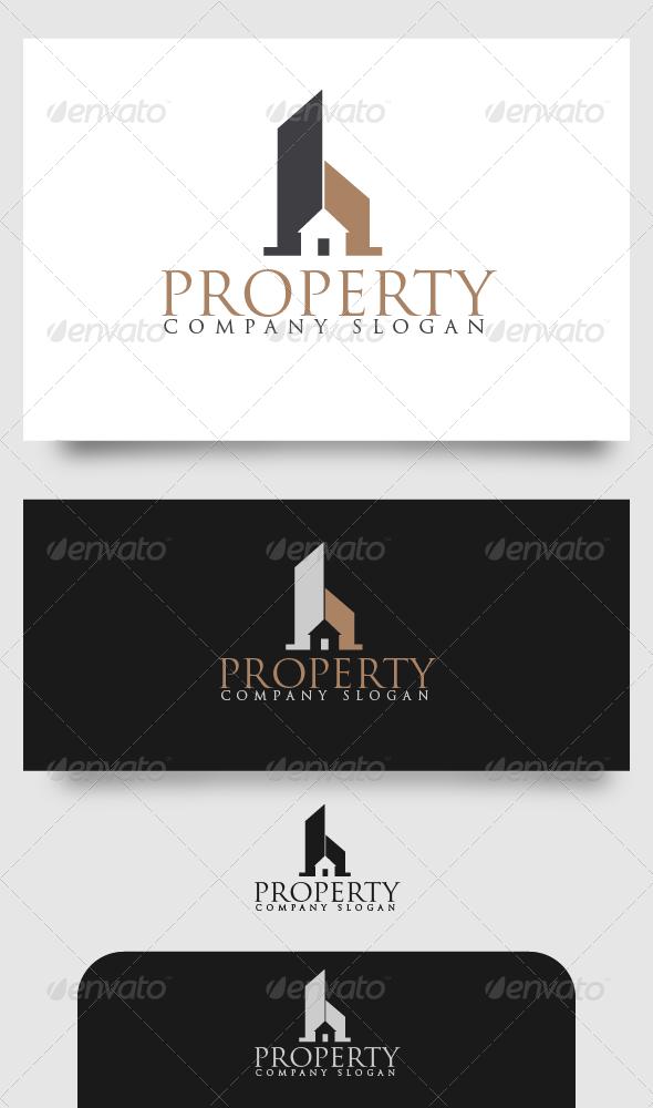 GraphicRiver Property Logo 4263676