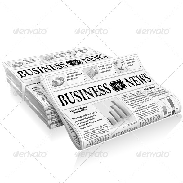 GraphicRiver Concept Business News 4263684