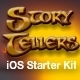 Story Tellers iOS Starter Kit - CodeCanyon Item for Sale