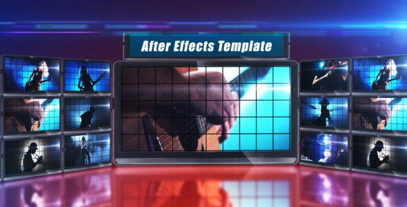 [VideoHive 461278] Studio Display | After Effects Project