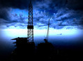 Oil rig  platform - PhotoDune Item for Sale