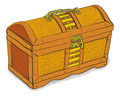 Ancient pirate chest - PhotoDune Item for Sale