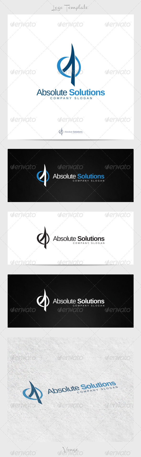 GraphicRiver Absolute Solutions 4267095