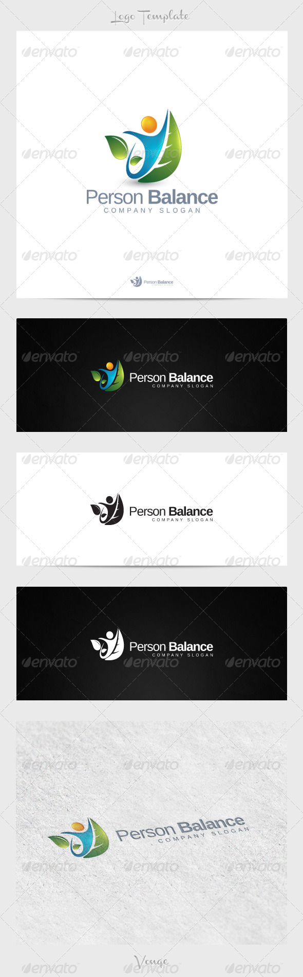 GraphicRiver Person Balance 4267118