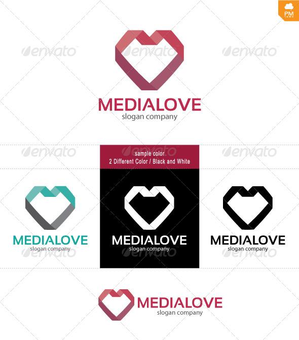 GraphicRiver Media love 4267250