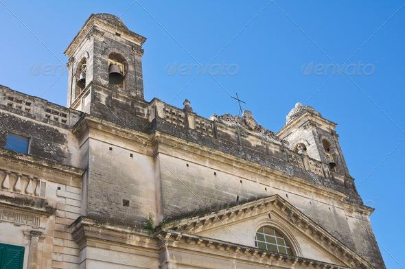 PhotoDune Sanctuary of Gesu Bambino Massafra Puglia Italy 4267993