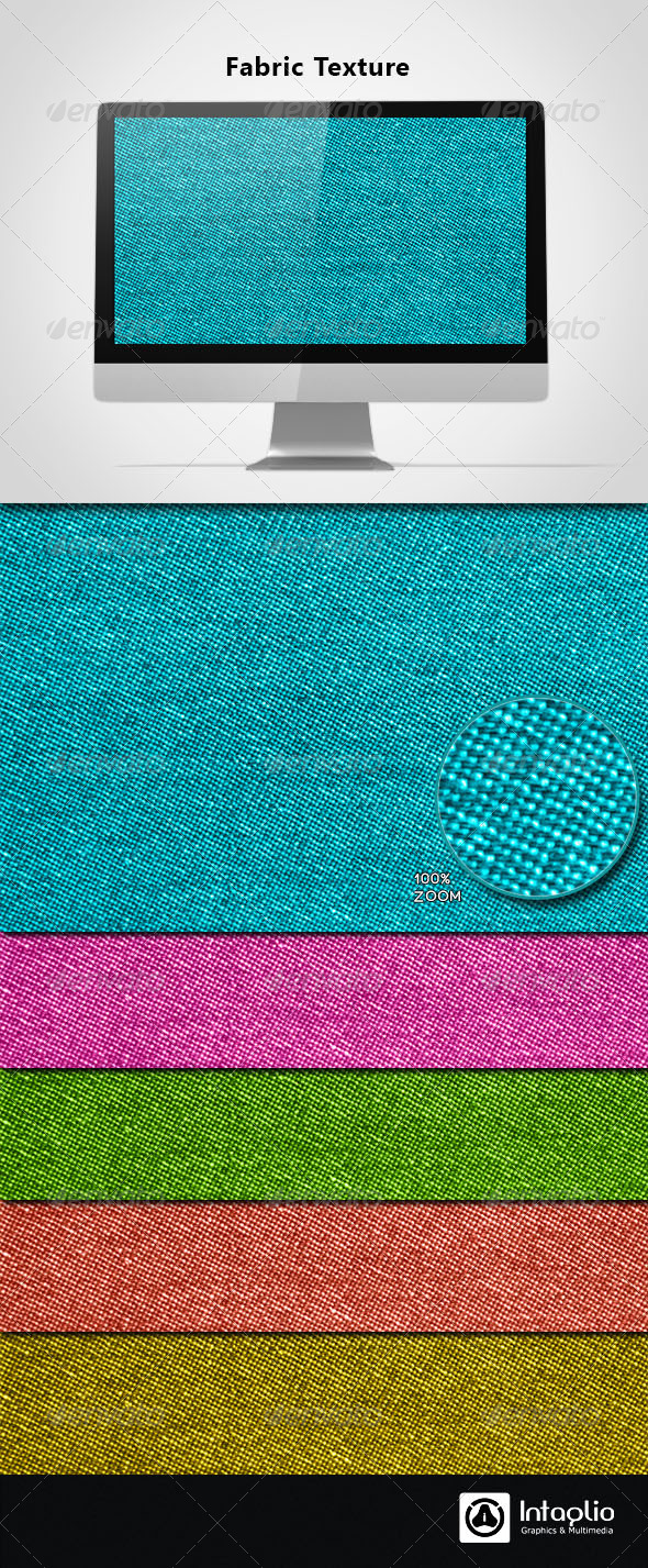 GraphicRiver Fabric Texture 4268750