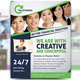 Corporate Business Flyer | Volume 3 - GraphicRiver Item for Sale