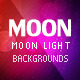 Moon Light Abstract Backgrounds - GraphicRiver Item for Sale