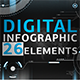 Digital Infographic (26 Elements) - VideoHive Item for Sale