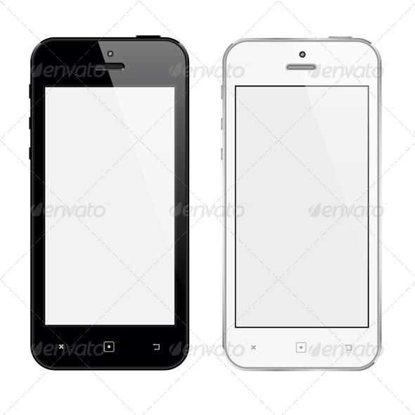 GraphicRiver Mobile Phone 4271401