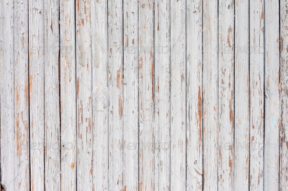 GraphicRiver grungy white background of natural wood 4271680