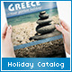 Travel Holiday Catalog - GraphicRiver Item for Sale