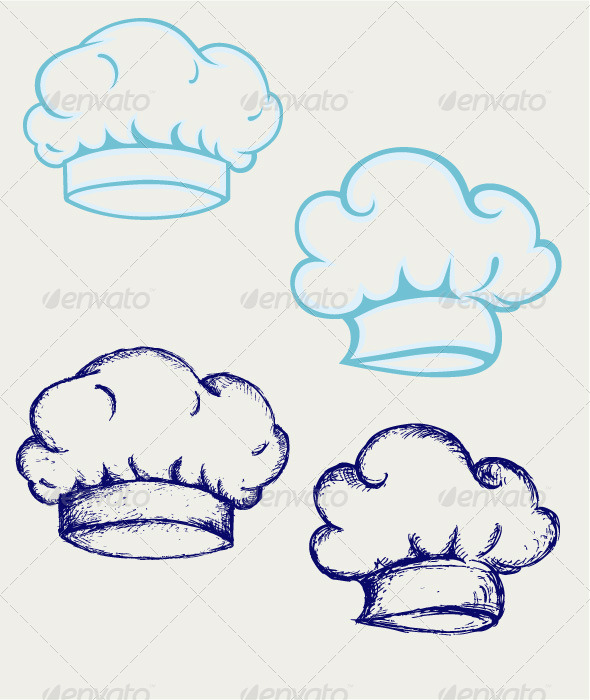 GraphicRiver Chef Hat 4272115